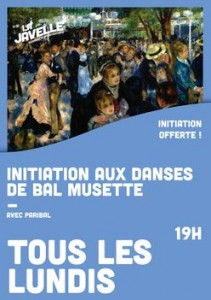 Initiations par Paribal