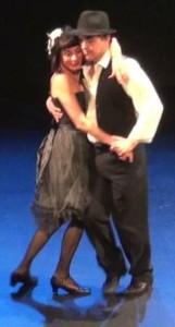 Paribal au Cabaret Tango